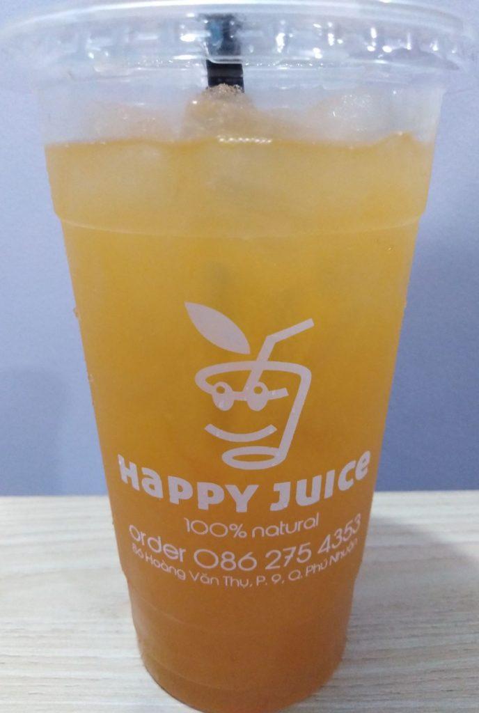 happy juice nước cam
